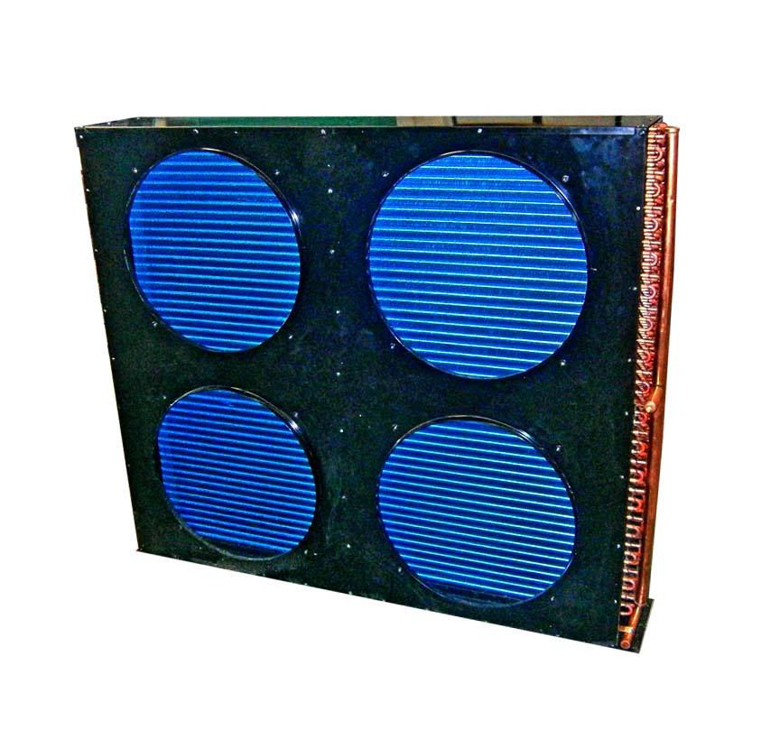 LIIK品牌翅片式冷凝器(四孔)
