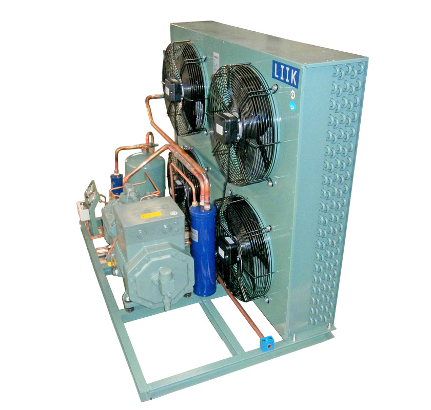 比泽尔半封闭冷冻制冷敞开式机组