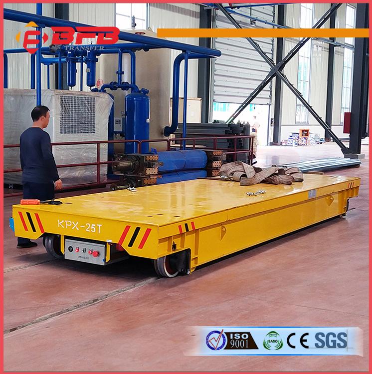 KPX-25t蓄电池电动平车