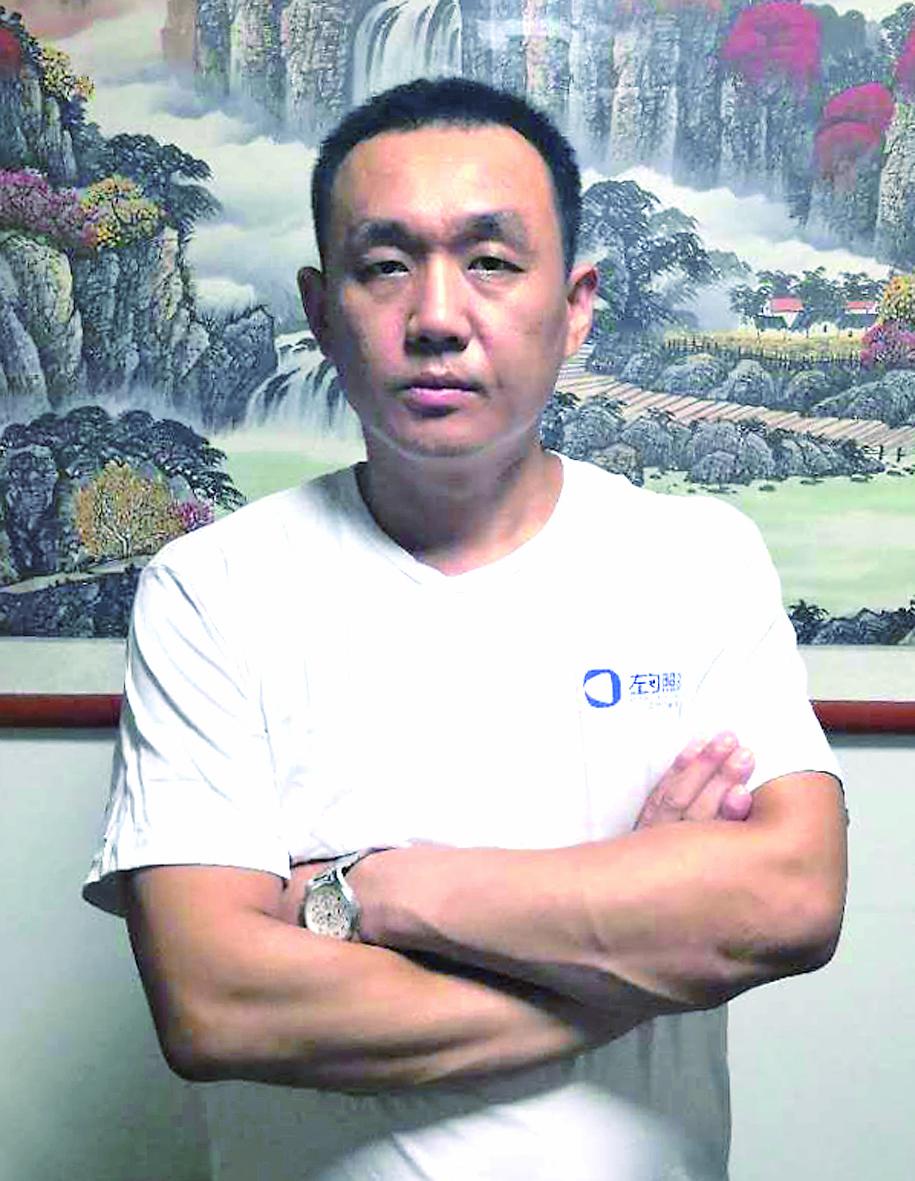 山东营安节能工程有限公司总经理苏道营