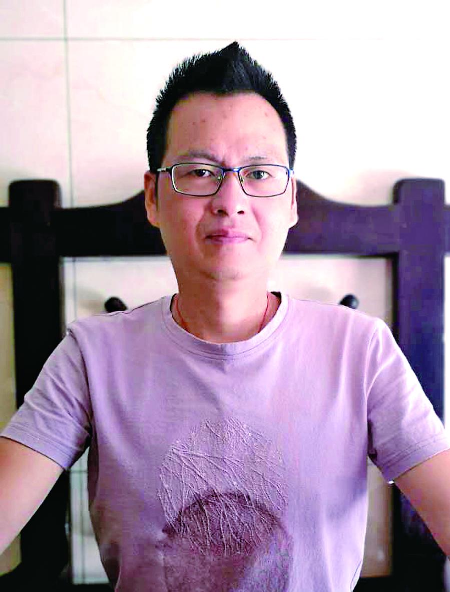 广西文古商贸有限公司总经理廖天云