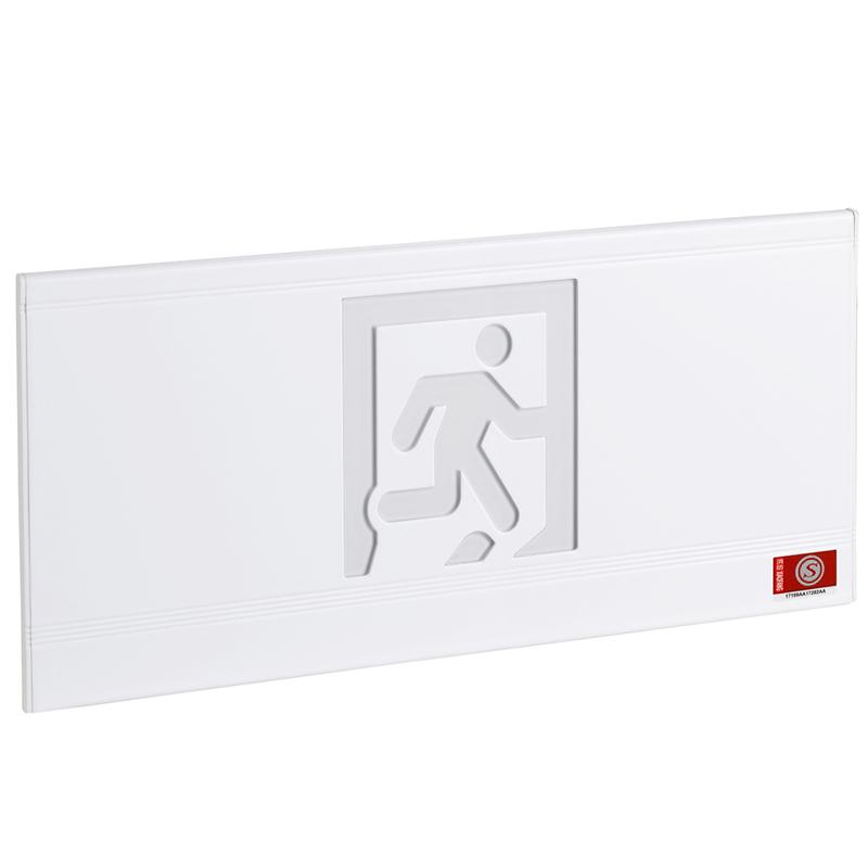 白银嵌入式标志灯