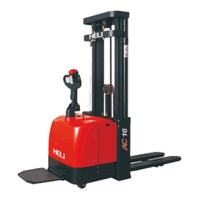 协力叉车-G系列 重型门架窄腿电动堆垛车