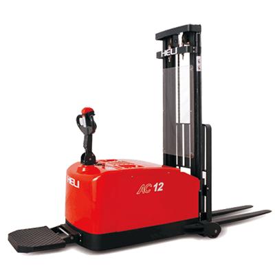 协力叉车-G系列 均衡重式电动堆垛车