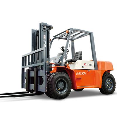协力叉车-K系列 柴油均衡重式叉车