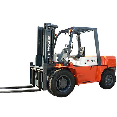 协力叉车-K系列 柴油均衡重式叉车(含石材车)