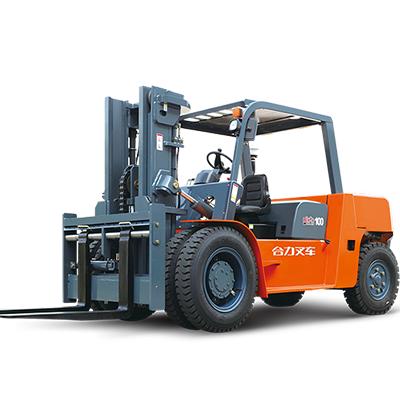 协力叉车-H2000系列 6-8-10吨柴油均衡重式进箱叉车