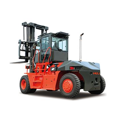 协力叉车-G系列 16-18吨内燃均衡重叉车