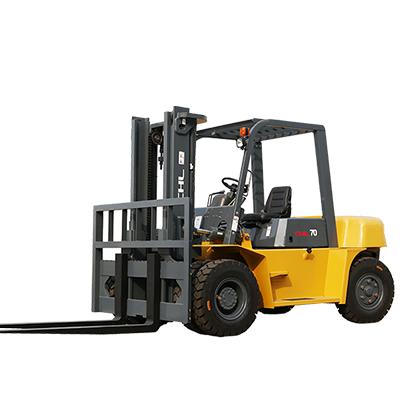 协力叉车-CHL品牌柴油均衡重式叉车