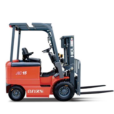 协力叉车-1-1.5吨窄车身蓄电池均衡重式叉车