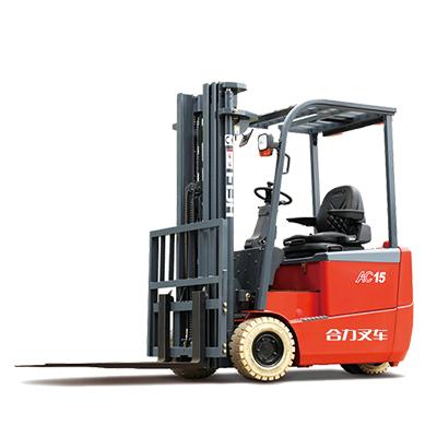 协力叉车- 1-2吨先驱三支点 蓄电池均衡重式叉车