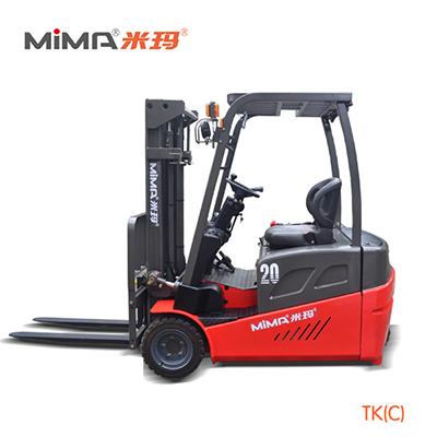 MiMA全交换三支点均衡重叉车(前双驱)TK(C)系列