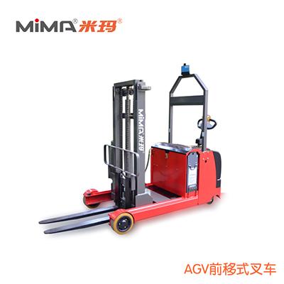 MiMA(米玛)激光导航智能前移式叉车