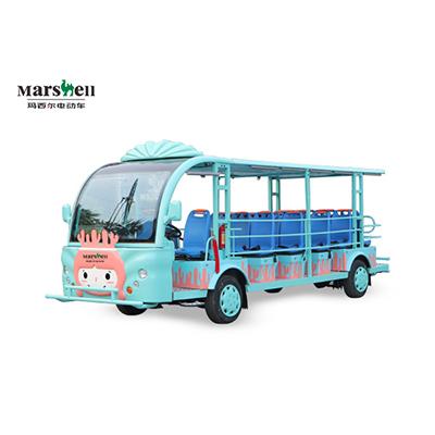 玛西尔电动叉车-电动参观车珊瑚23座(DN-23D)