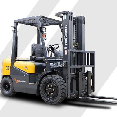 柳工叉车-A系列重载内燃均衡重式叉车