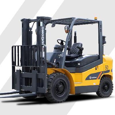 柳工叉车-CLG系列内燃均衡重式叉车