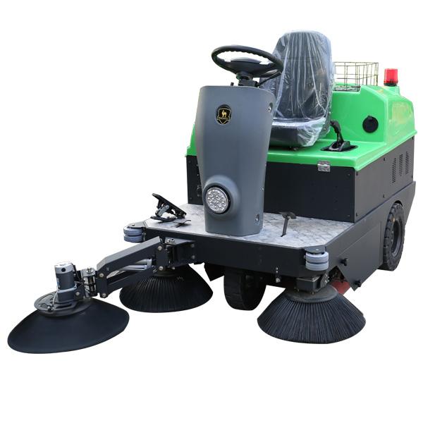 驾驶电动扫地车DQS16 16A