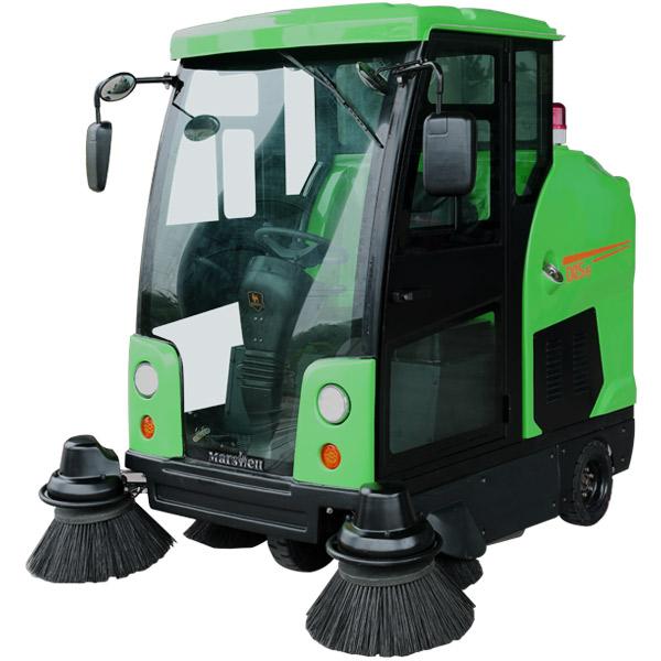 全封锁驾驶式扫地车DQS19