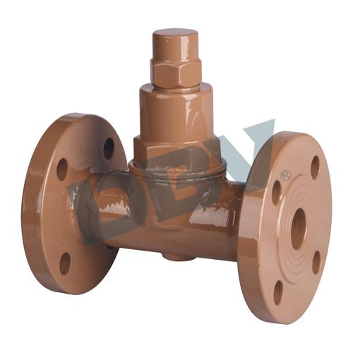可調雙金屬片式疏水閥
