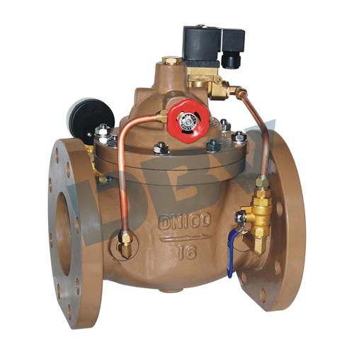600X水利電動控制閥