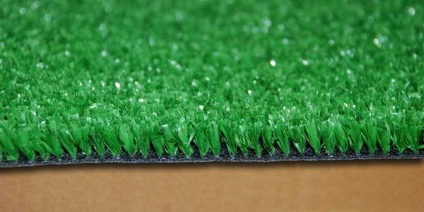 Reticulated artificial grass
