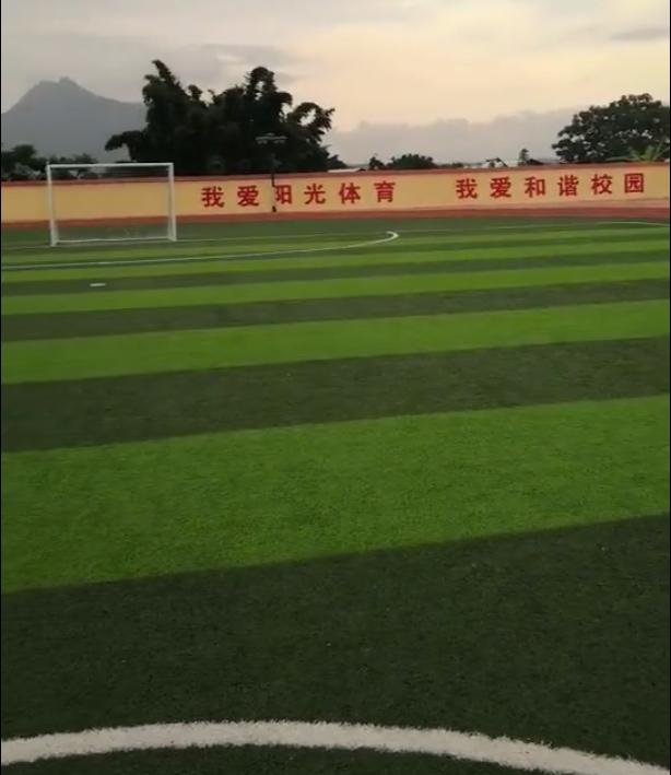 Artificial grass construction video