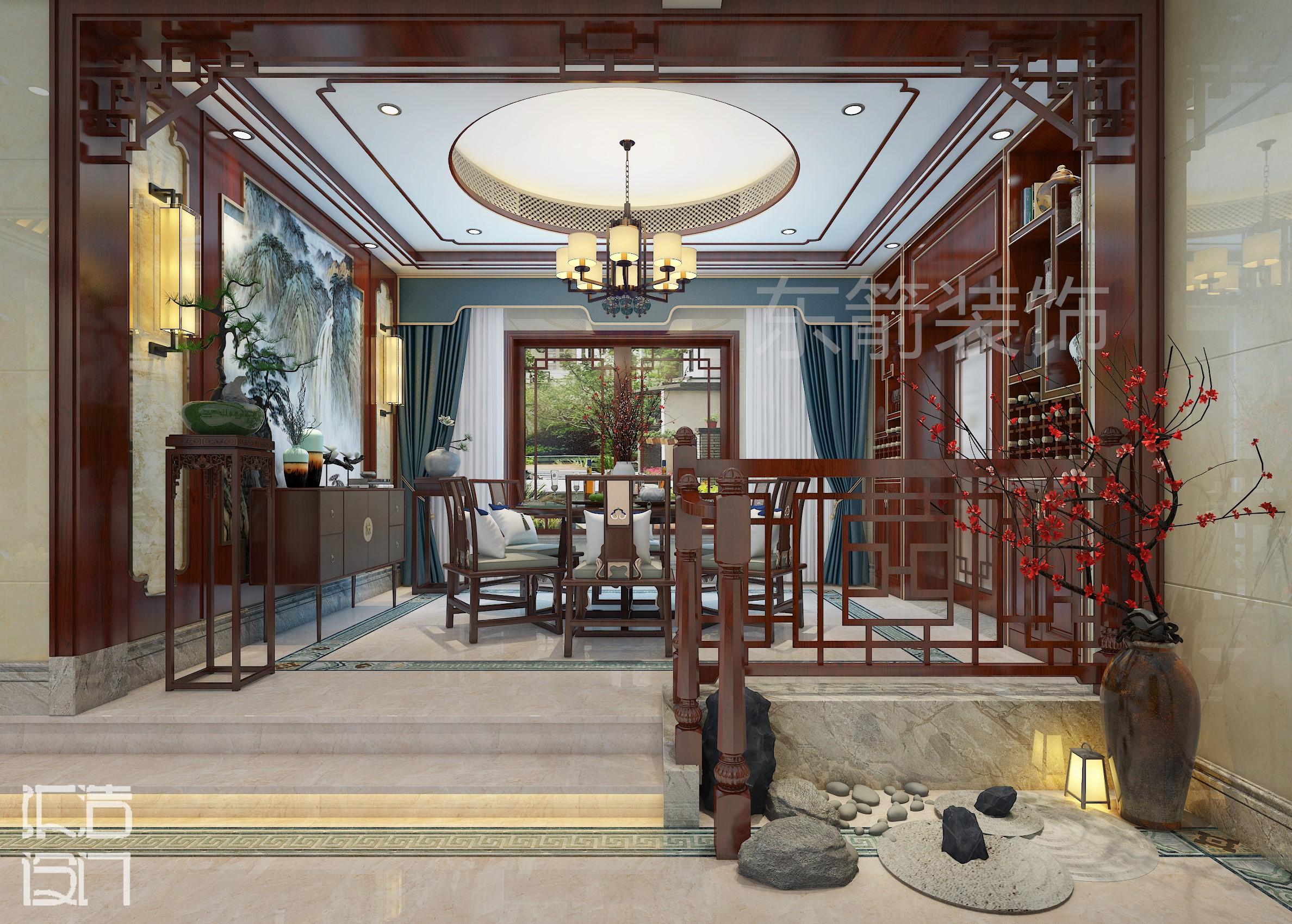 太和国建翠园别墅