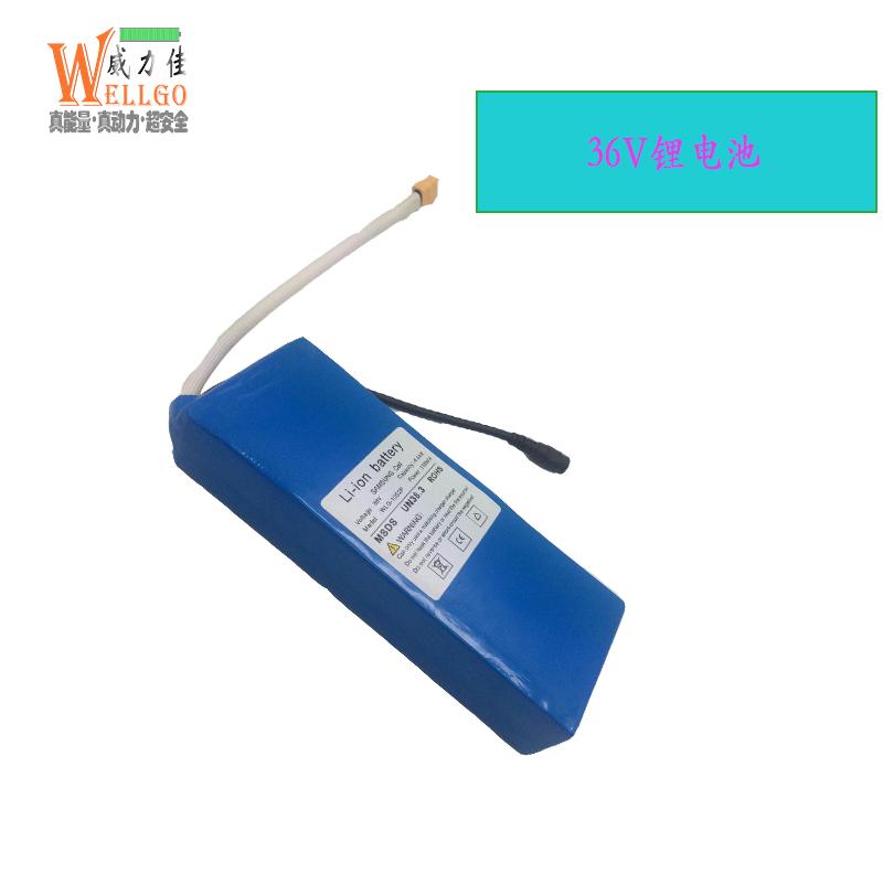 36V锂电池