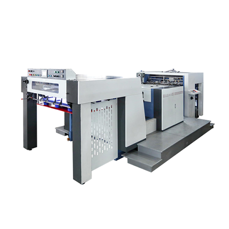 YW-102 Automatic Embossing and Refraction Machine