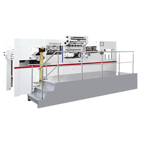 YW-105SE Automatic Deep Embossing And Foil Stamping Machine