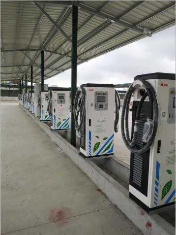 深圳市陆特易丹竹头分公司充电站项目