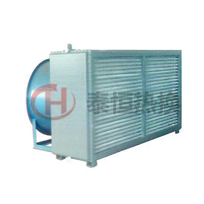Air heat exchanger (radiator)
