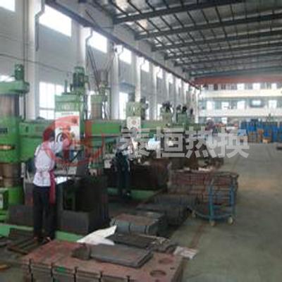 Heat exchanger plant