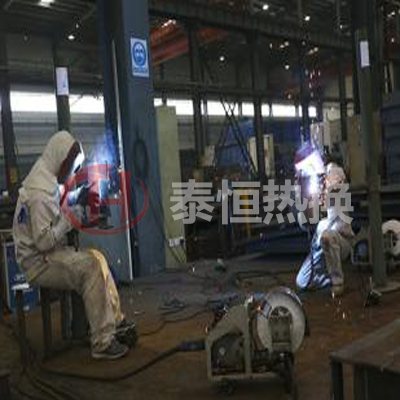 Welder Production