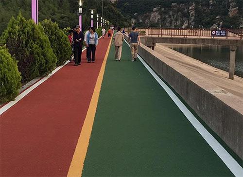 坤远-sp彩色路面