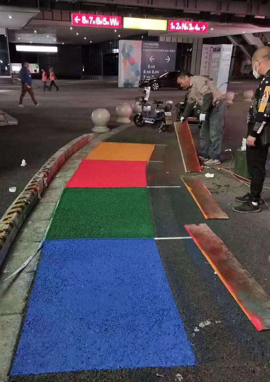 坤远—国际会展中心打样