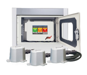显示器付地震监视装置 ( TM-00...
