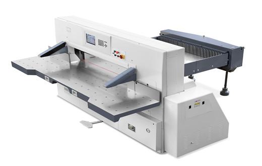 平张切纸机是一种裁切机械用途广泛