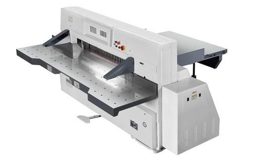 切纸机不压纸故障和排除方法