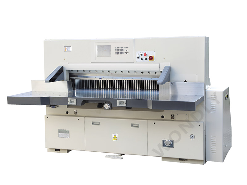 QZYK1150DL程控切纸机