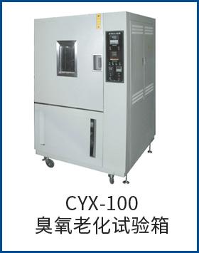 CYX-100臭氧老化試驗箱