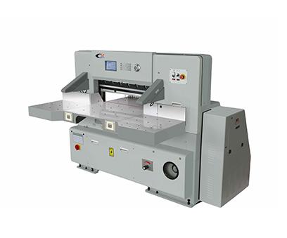 QZYK780D-8程控液压切纸机