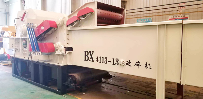 Bx4113 comprehensive crusher has reasonable design, compact structure, safe and durable.