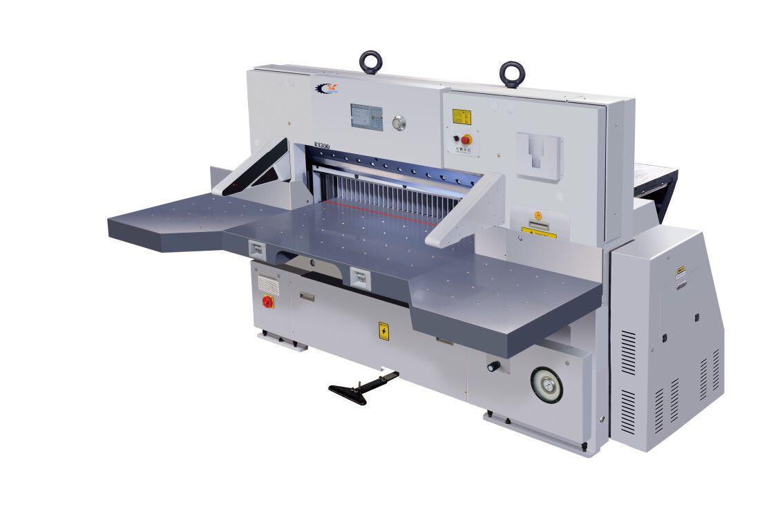 QZYK1300D-8程控切纸机