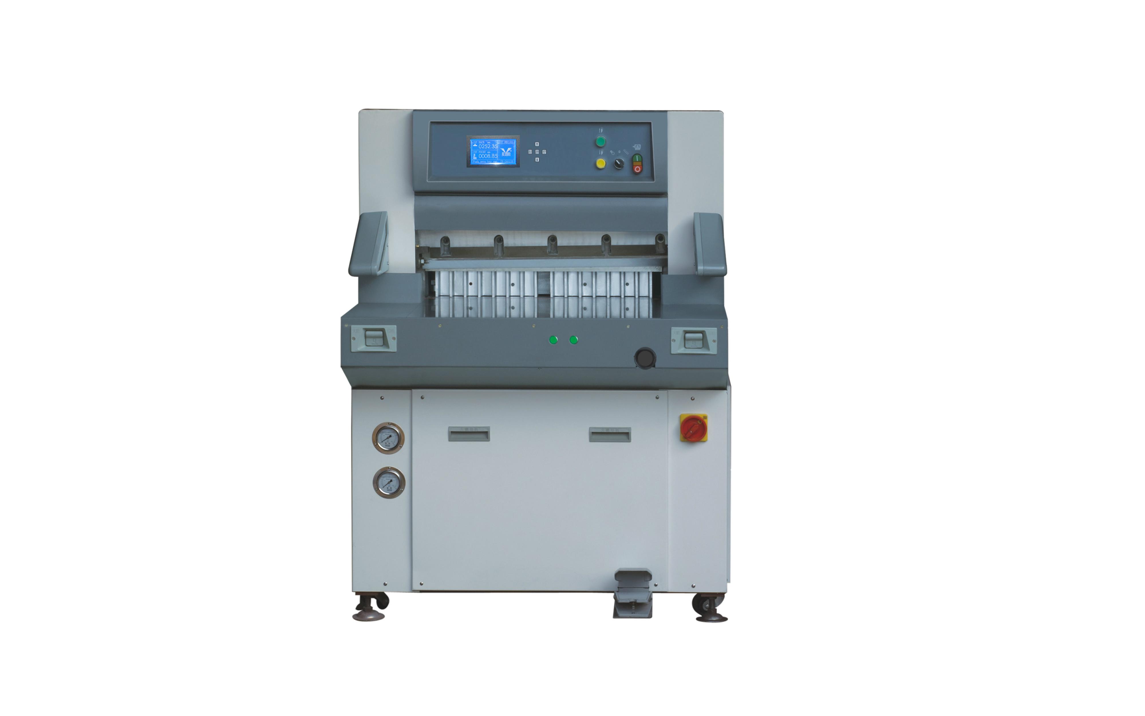 QZYX680D 数显切纸机
