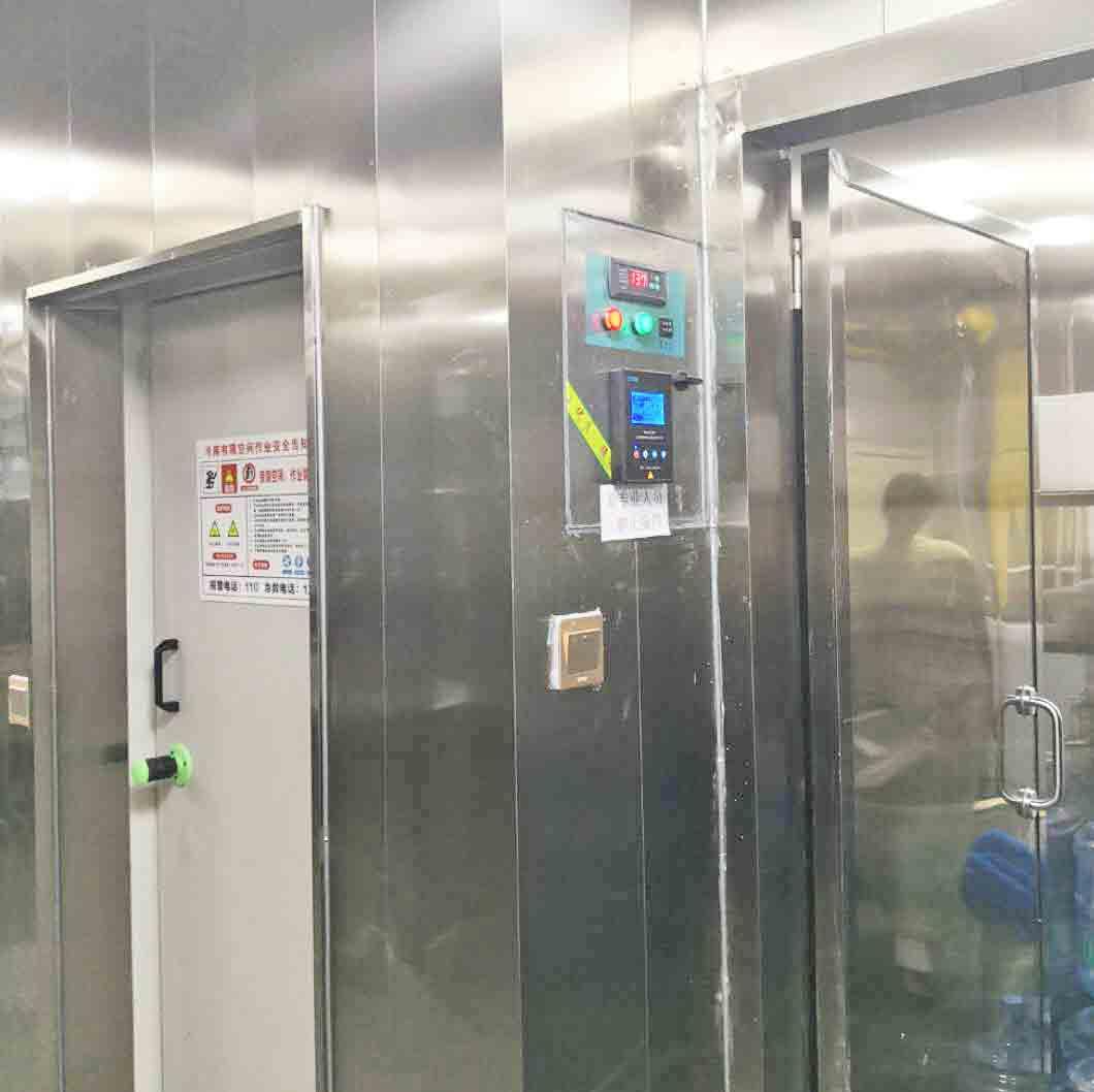 欧莱特智能机-酒店冷库低温冷藏-18℃和保鲜0℃冷库