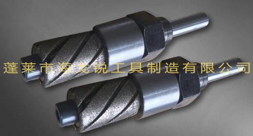 可调式金刚石盲孔研磨铰刀