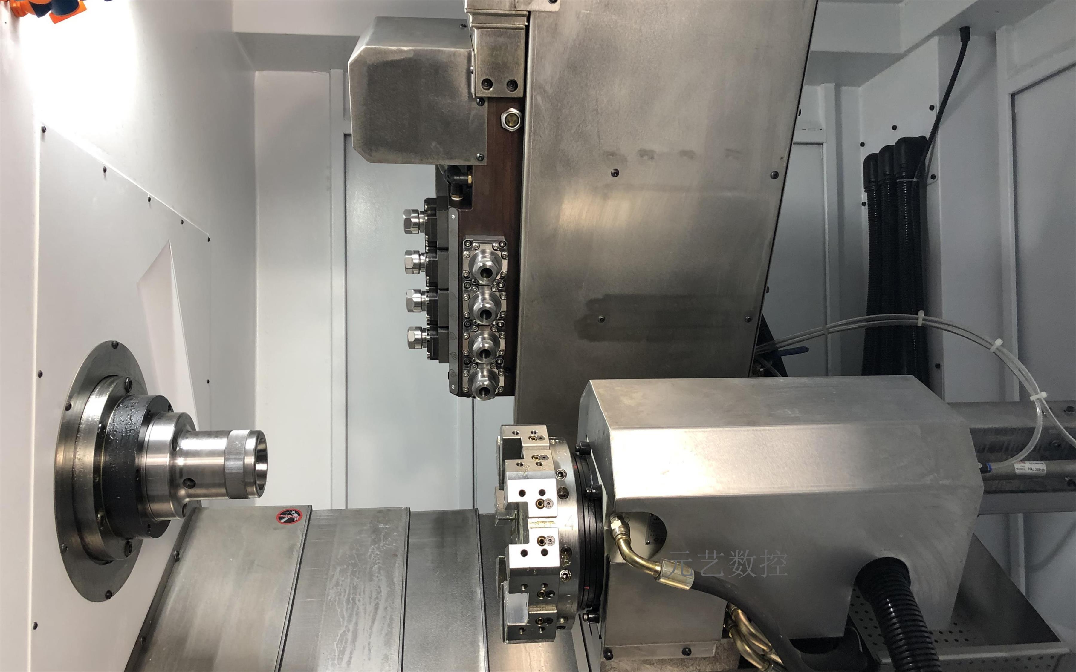 CK46X/XDYA 刀塔车铣复合精密数控车床