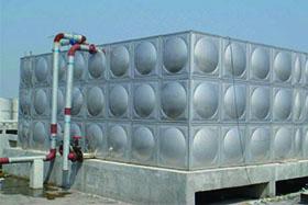 不锈钢水箱设计