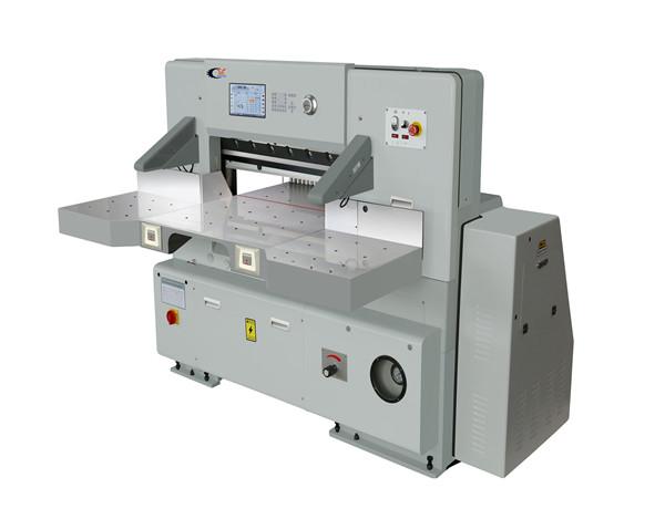 QZK780DH-10 触摸屏切纸机